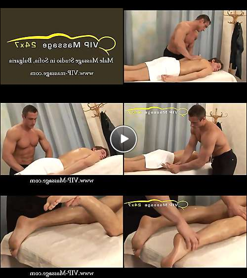 male massage male video